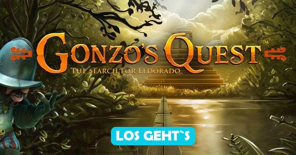 Gonzo's Quest Anmelden