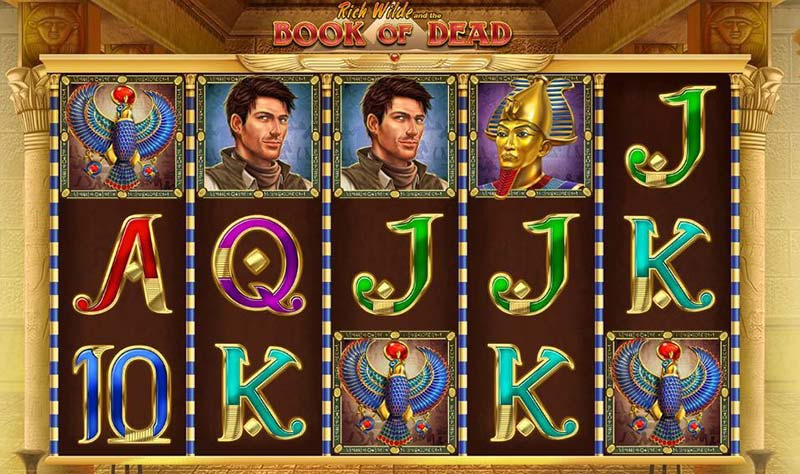Book of Dead Slots