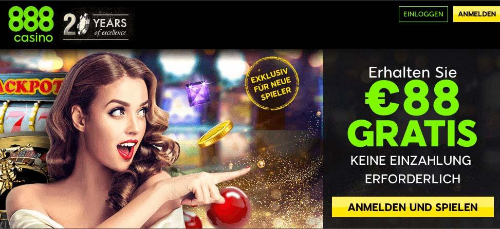 Casino Freispiele ohne einzahlung 888 Casino