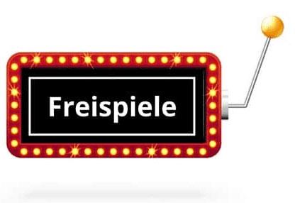 Freispiele ohne Einzahlung Logo