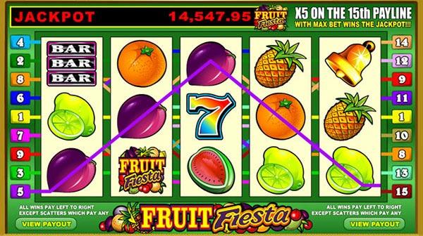 Fruit Fiesta Overlay