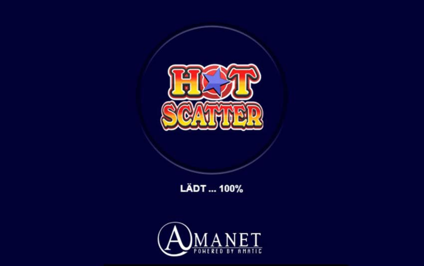 Hot Scatter Logo