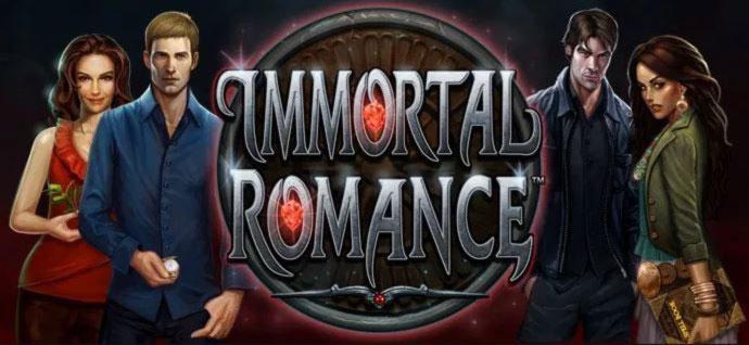 Immortal Romance Logo