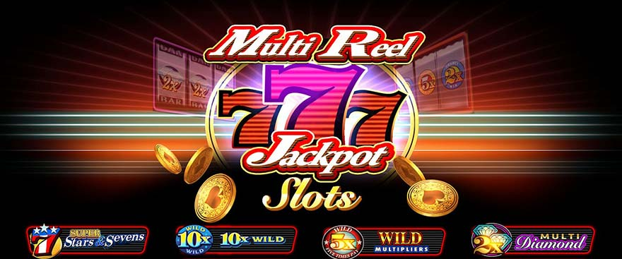 Slots 777 Jackpot