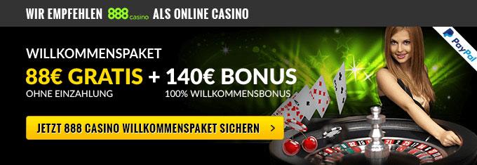 Online Casino Willkommensbonus