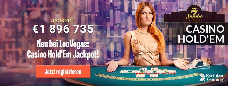 Online Casino Bonus LeoVegas