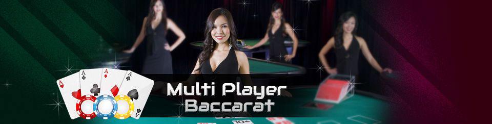 Baccarat live
