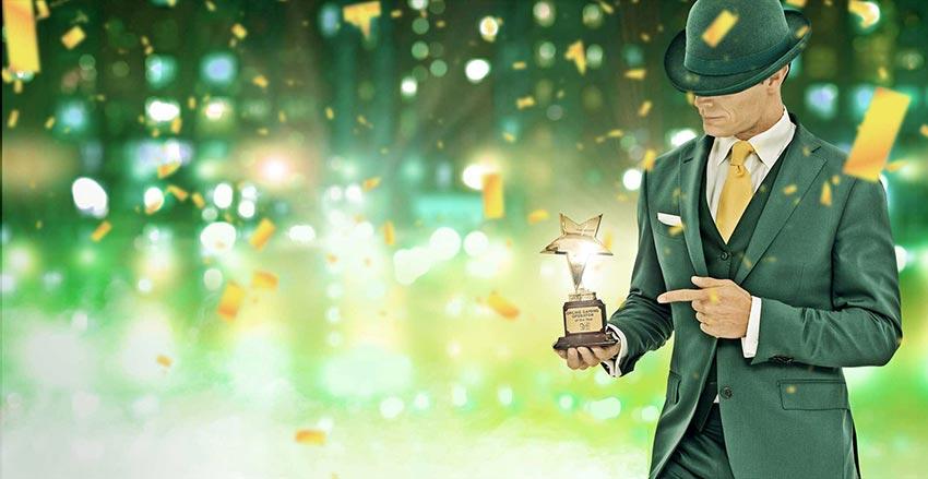 Mr Green Casino Award