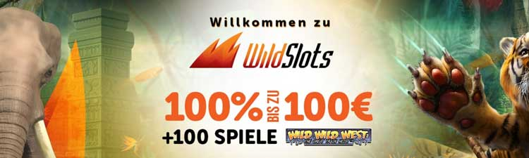 Wildslots Bonus