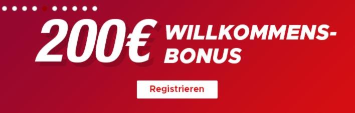 Betclic Willkommensbonus