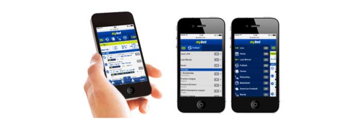 MyBet App bonus