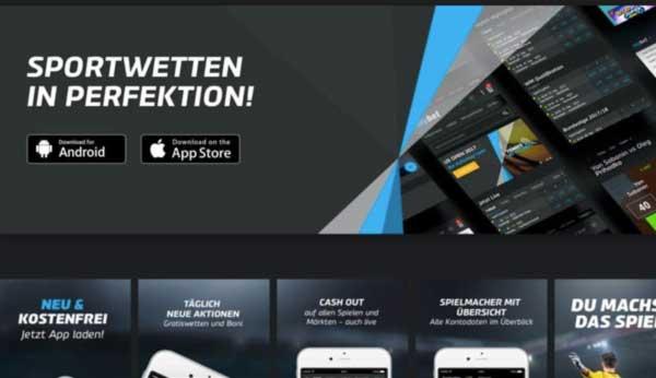 MyBet App sportwetten